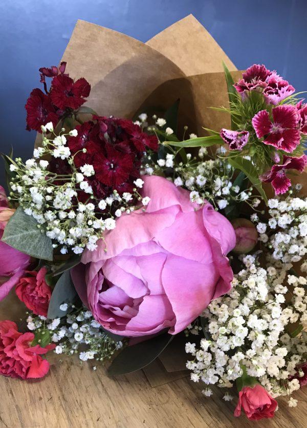Lottys flowers_locally grown boquet